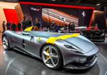 Ferrari Monza SP1 e SP2 al Salone di Parigi 2018 [Video]