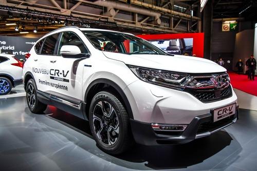 Honda al Salone di Parigi 2018 (6)