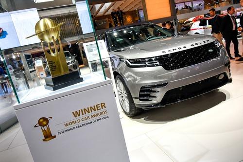 Land Rover al Salone di Parigi 2018 (7)