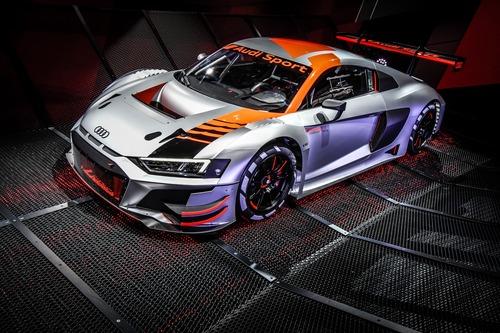 Nuova Audi R8 LMS GT3 al Salone di Parigi 2018 [Video] (8)
