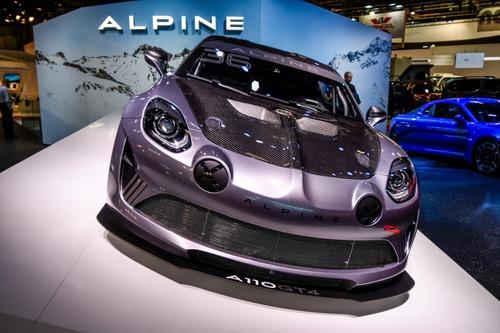 Alpine al Salone di Parigi 2018 (4)