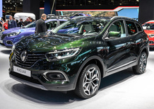Renault Kadjar restyling al Salone di Parigi 2018 [Video]