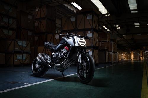 Honda Neo Sport Café 650 Concept. CB650R in arrivo. Nuovi colori per l'Africa Twin (3)