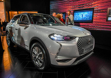 DS 3 Crossback al Salone di Parigi 2018 [Video]