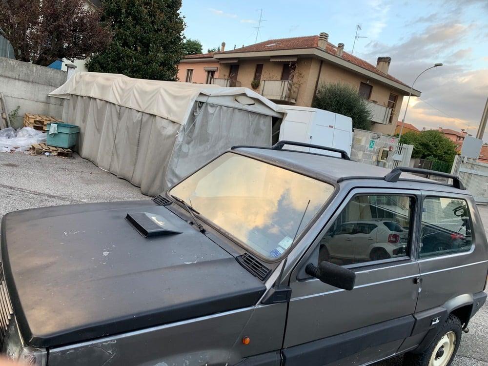 Fiat Panda 1000 4x4 Sisley del 1988 usata a Legnano (2)