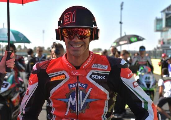 Si conclude il rapporto tra MV Agusta Reparto Corse e Jordi Torres