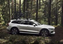 Volvo V60 Cross Country 2019 75 mm in più per l'avventura [Video]