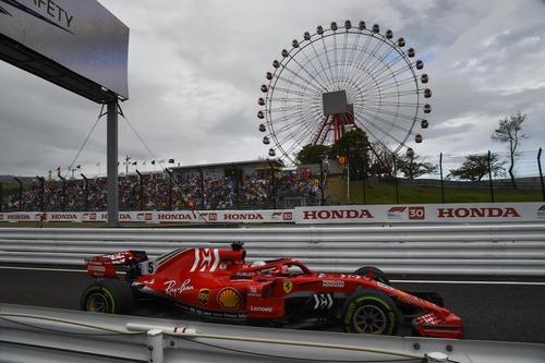 F1, GP Giappone 2018, Vettel: «Decisione sbagliata ma condivisa» (9)