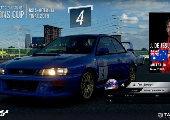 GT Sport, Subaru Impreza 22B nel prossimo update?