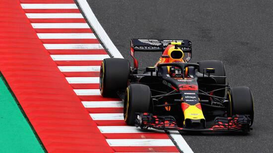 Max Verstappen ha colto il terzo posto a Suzuka