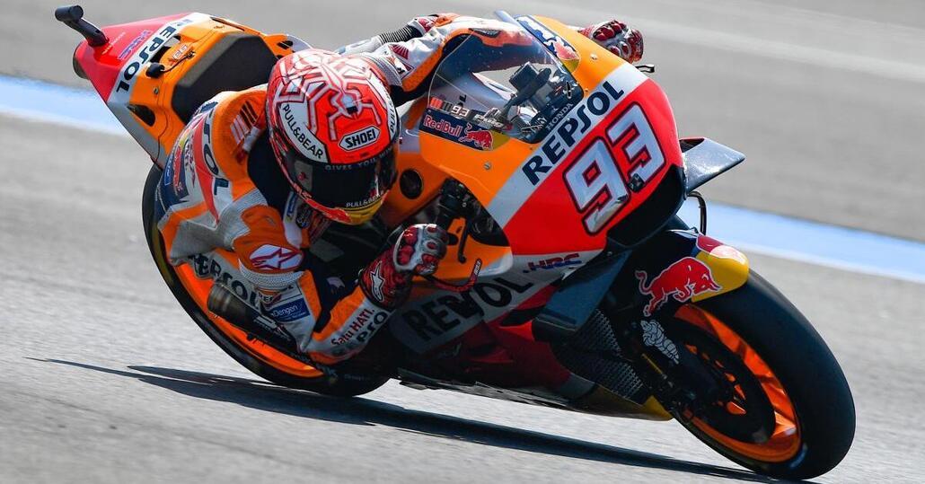 MotoGP 2018. Marquez vince il GP di Thailandia