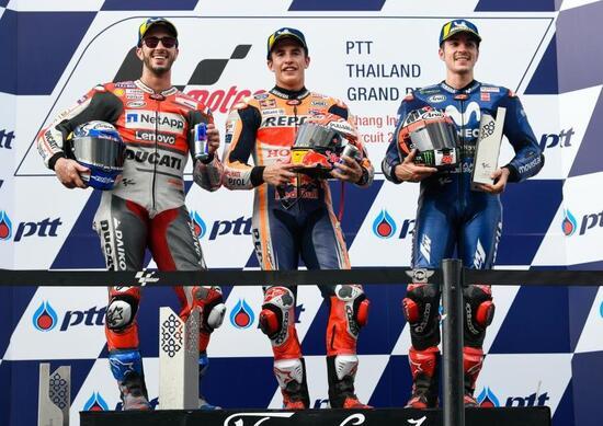 Spunti, considerazioni, domande dopo il GP della Thailandia