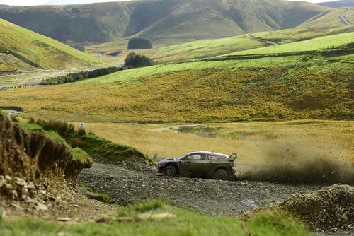 WRC18 Galles. Intrattabile Ogier (Ford), e fanno 5 (2)