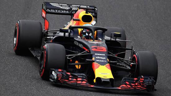 Quarto posto a Suzuka per Daniel Ricciardo