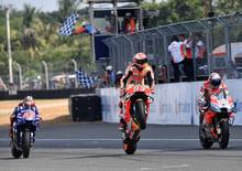 MotoGP 2018. Le pagelle del GP di Thailandia
