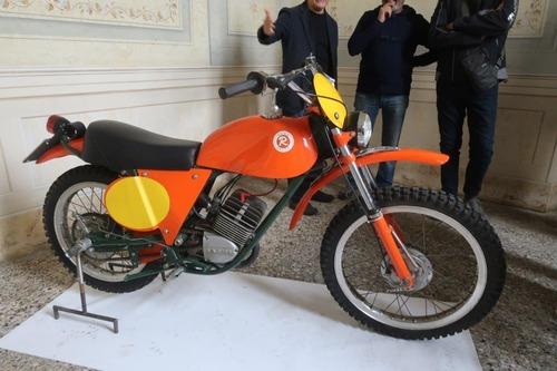 Moto Expo di Villa Barni. Protagoniste le SWM da Regolarità (4)