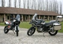 BMW R 1200 GS Adventure vs KTM 990 Adventure R