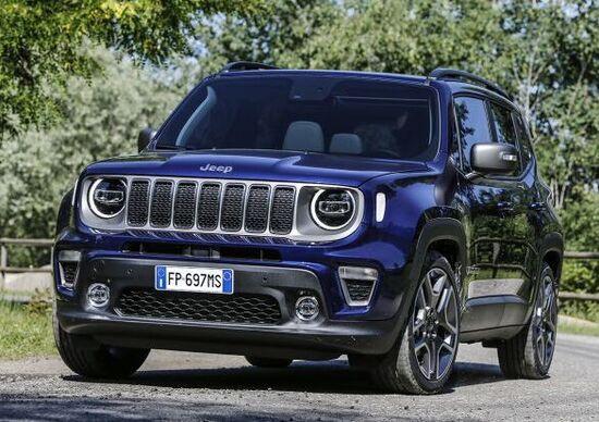 FCA punta sulle ibride, Da Melfi arriva la Jeep Renegade Plug-in
