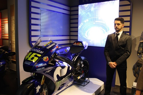 Moto Art: nuova concessionaria Yamaha a Roma (7)