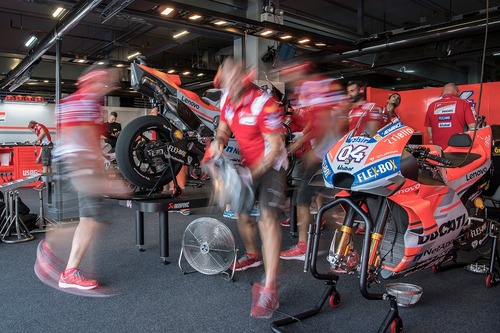 Gallery MotoGP 2018. Il GP di Thailandia (4)