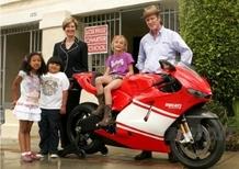 30 € per vincere una Ducati Desmosedici RR