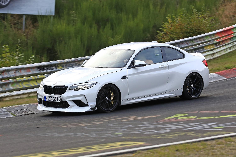 BMW M2 CS, ancora più cavalli per la M2? [Foto spia]