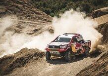 "Rally del Marocco. Vincono Price (KTM) e Al Attiyah (Toyota). ""Peter"" e Dakar…"