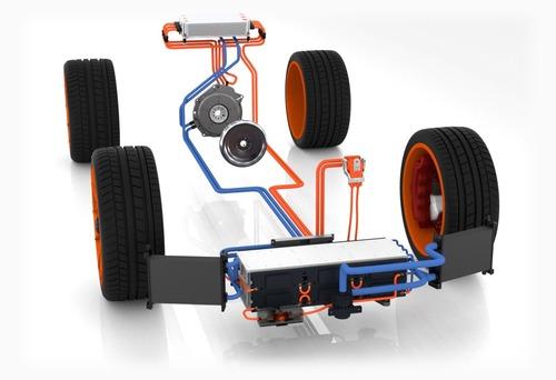 Vonnen, un kit per trasformare in ibrida la Porsche 911 (2)