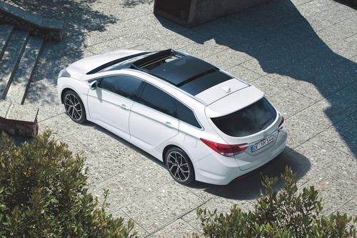 Hyundai i40 2019, restyling e motori Euro6d-TEMP (2)