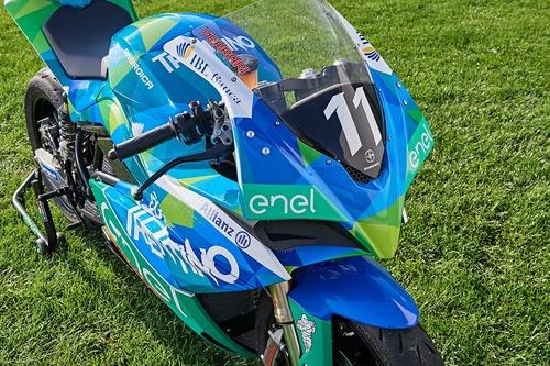 Presentato il Team Trentino Gresini MotoE (5)