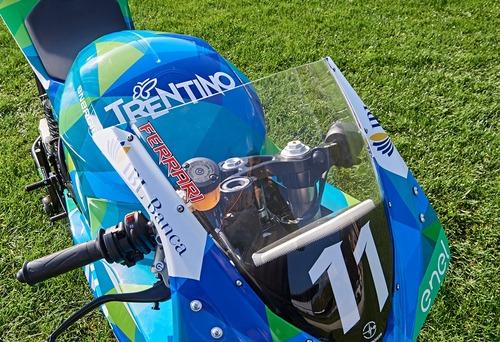 Presentato il Team Trentino Gresini MotoE (7)