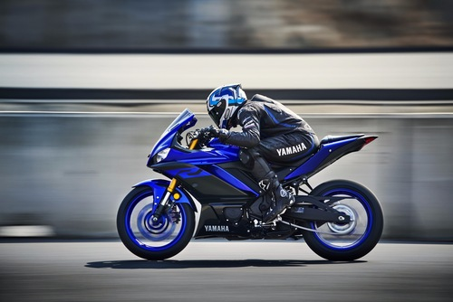 EICMA 2018: Yamaha YZF-R3, foto e dati (3)