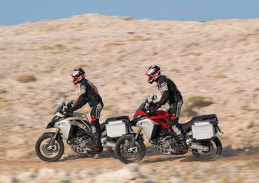 EICMA 2018: Ducati Multistrada Enduro 1260