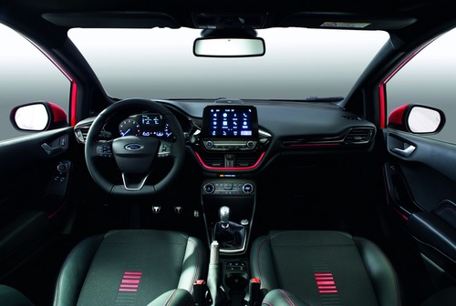 Ford Fiesta Red e Black Edition, due livree sportive per la ST-Line (5)
