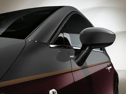 Fiat 500 Collezione: stile e colori per l'autunno (5)