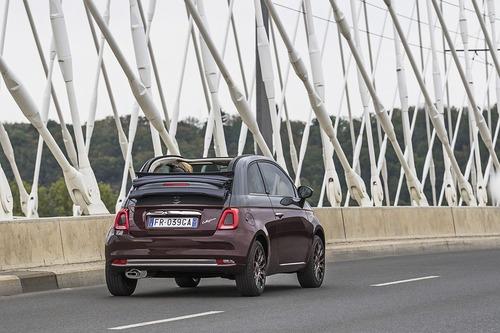 Fiat 500 Collezione: stile e colori per l'autunno (4)