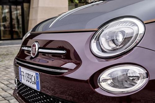 Fiat 500 Collezione: stile e colori per l'autunno (9)