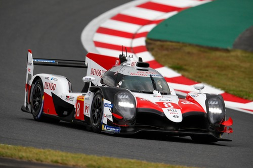 WEC 2018, Fuji: ennesima doppietta Toyota [video]