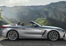 BMW Z4 2019, ecco i prezzi