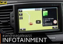 Kia Sportage | Focus infotainment