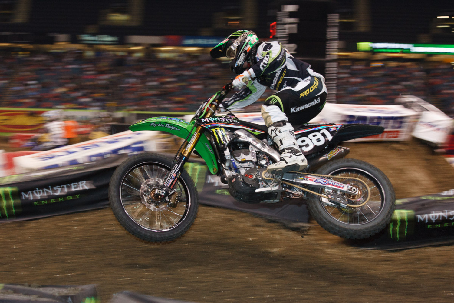 Ride in the USA. Supercross ed eroina