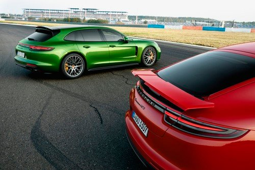 Porsche Panamera, arrivano le versioni GTS (4)