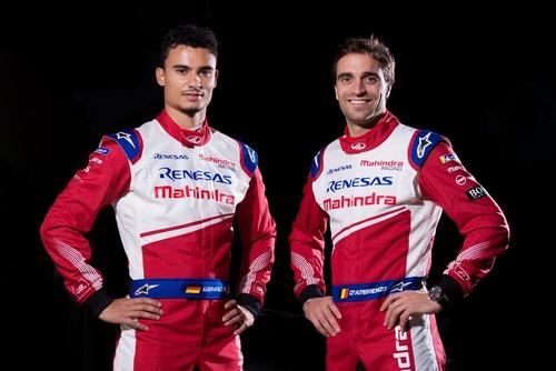 Formula E, Wehrlein e D'Ambrosio in Mahindra per la stagione 2018/2019