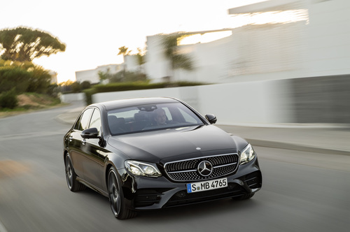 Mercedes-AMG E 43 4MATIC: la berlina da 401 CV