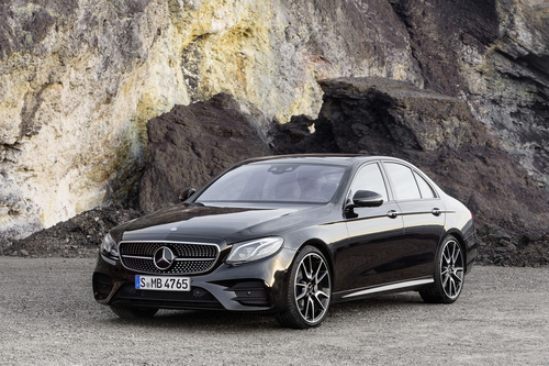 Mercedes-AMG E 43 4MATIC: la berlina da 401 CV (3)