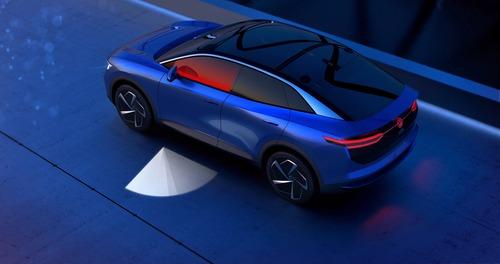 Volkswagen, Illuminazione: il futuro di gruppi ottici e segnalazioni visive dell'auto è già qui (3)
