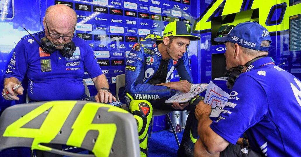 MotoGP 2018. Rossi: Competitività tutta da verificare