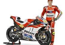 GiVi in MotoGP col Ducati Team