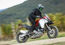Ducati Multistrada Enduro 1260: test su strada e fuoristrada in Toscana