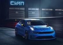 WTCR 2019, Cyan Racing rivela la vettura per la stagione 2019